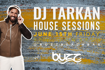 DJ TARKAN - HOUSE SESSIONS