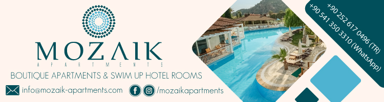Mozaik Boutique Apartments & Swim Up Hotel Rooms